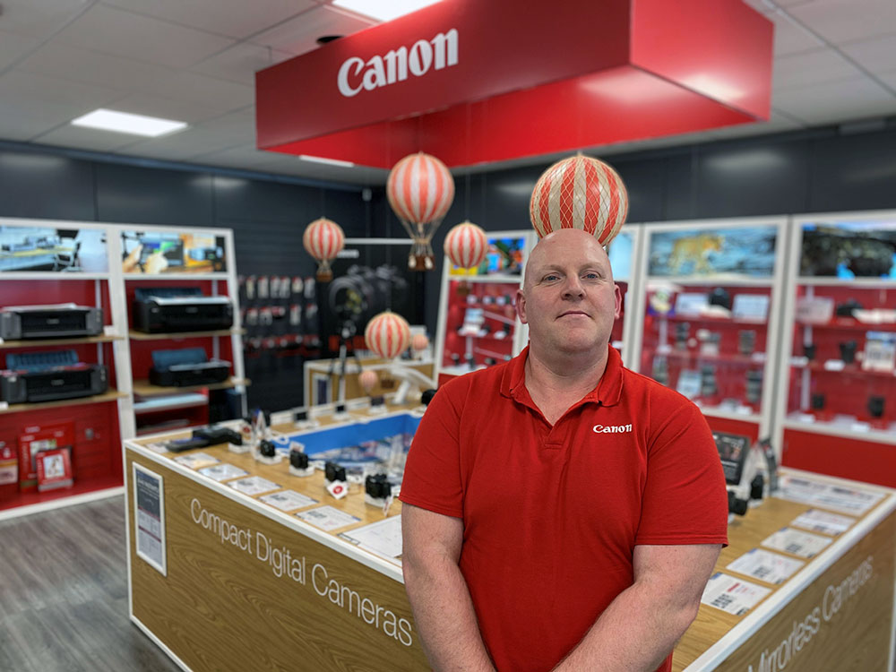 Get Hands On with the latest from Canon