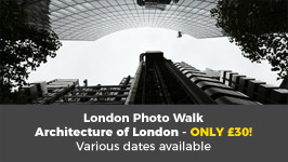 London Photo Walks- City of London