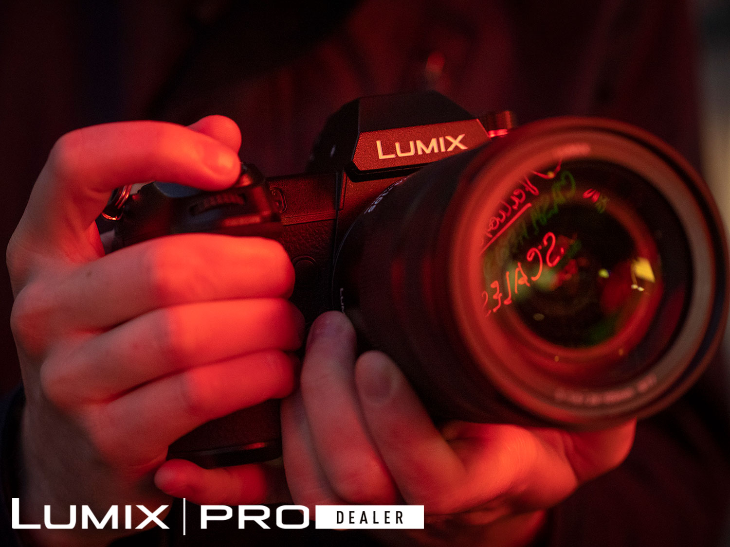 Get Hands On with the latest from Panasonic