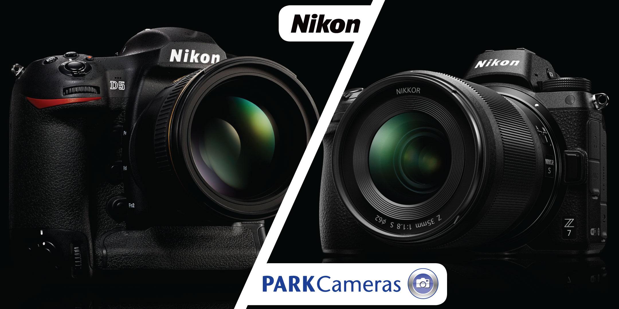 Nikon 1-2-1 session