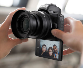Hands on introduction to the Nikon Z 50