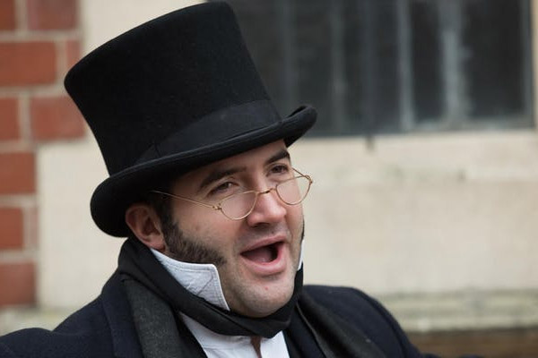 Dickensian Christmas experience