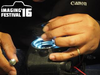 Sensor Clearning - Imaging Festival 2016