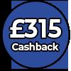 Cashback Badge - 315