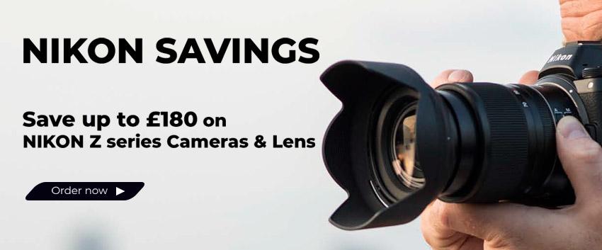 Nikon Savings