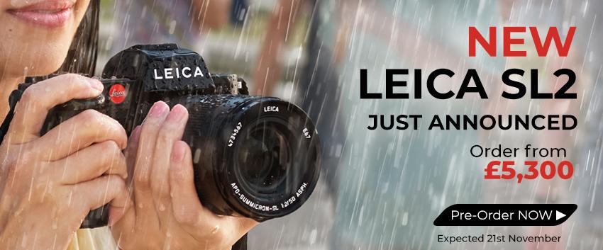Brand New Leica SL2