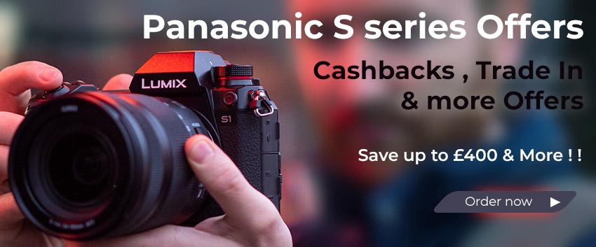 Panasonic S Series