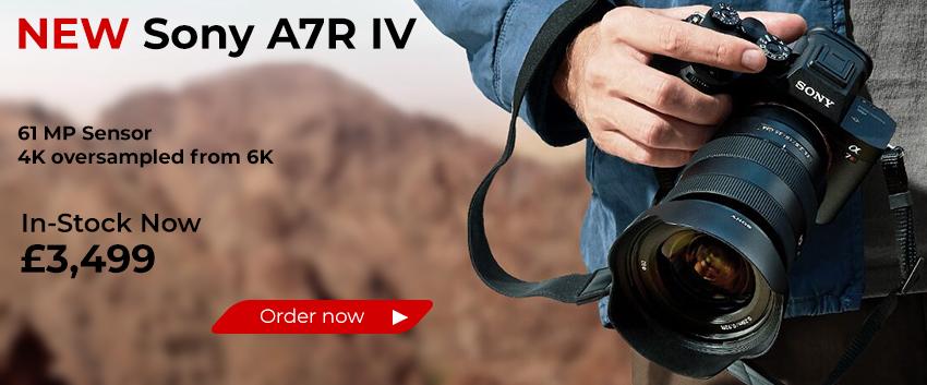 Brand New Sony A7R IV