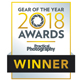 Gear of the Year Good Service Award 2018