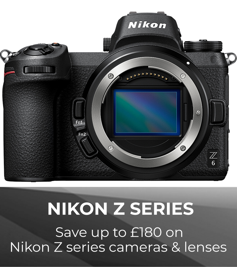 Nikon Z range savings