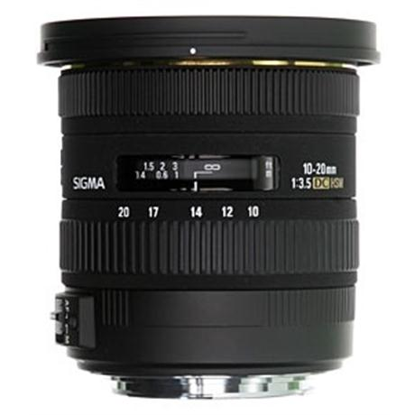 Sigma 10-20mm f/3.5 EX DC HSM - Canon Fit Image 1