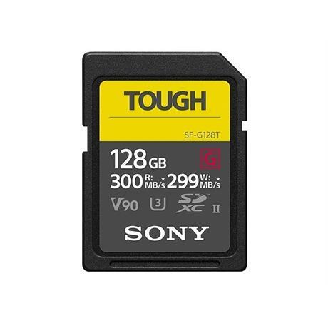 Sony SDXC Tough Series 128GB 300mb/s Image 1