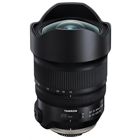 Tamron SP 15-30mm f/2.8 VC USD G2 Lens for Canon EF Mount