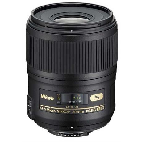 Nikon AF-S Micro NIKKOR 60mm f/2.8G ED  Image 1