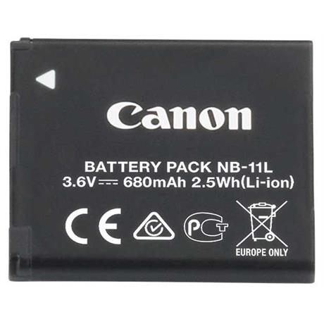 Canon NB-11LH Lithium Battery Image 1