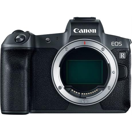 Canon EOS R Mirrorless Digital Camera Body Image 1
