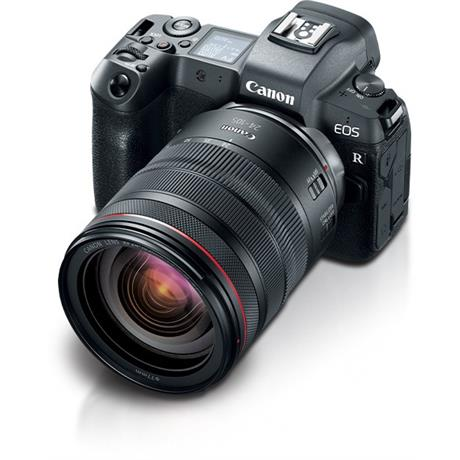 Canon EOS R Mirrorless Camera + 24-105mm f/4L IS Lens Kit Image 1