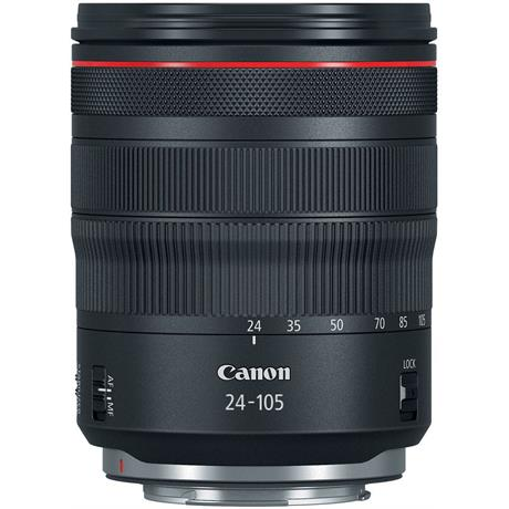 Canon RF 24-105mm Lens f/4 L IS USM Image 1