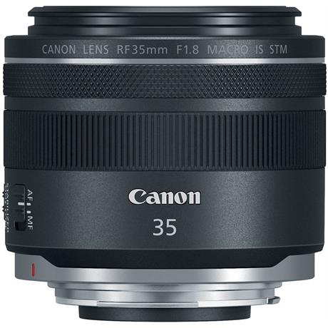 Canon RF 35mm f/1.8 IS STM Macro Lens Image 1