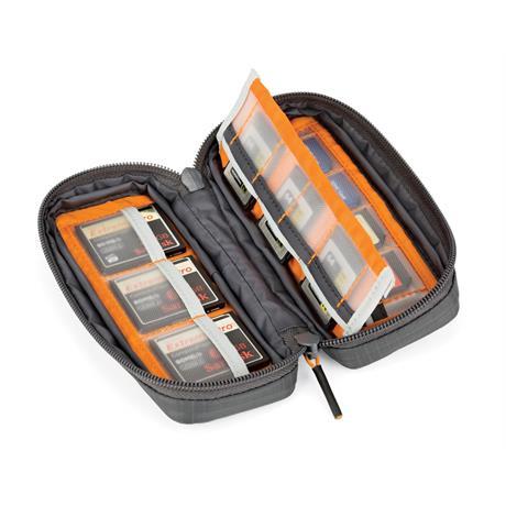 Lowepro GearUp Memory Wallet 20 Dark Gre