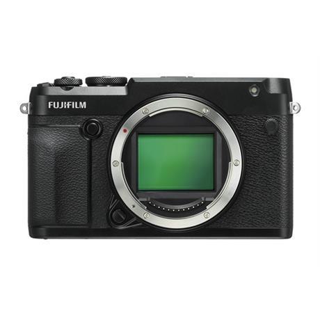 Fujifilm GFX 50R Medium Format Mirrorless Camera Body Image 1