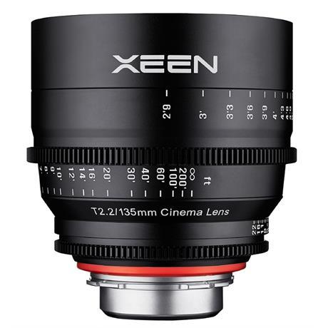 Samyang 135mm T2.2 XEEN Cine Lens - Canon EF Mount