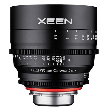 Samyang 135mm XEEN T2.2 Cine Lens - Nikon F Mount Image 1