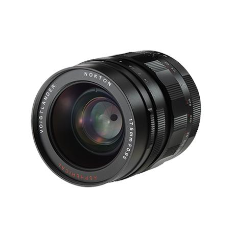 Voigtlander 17.5mm f/0.95 - Micro Four Thirds Image 1