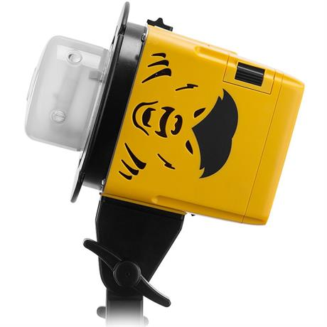 Interfit Honey Badger Unleashed 250w HSS/TTL Batt Image 1