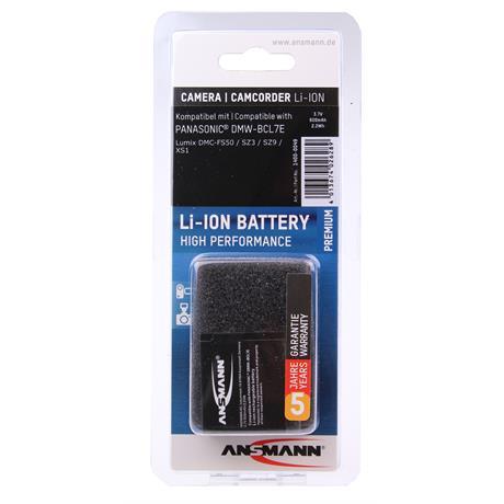 Ansmann Li-Ion Panasonic DMW BCL 7E Image 1
