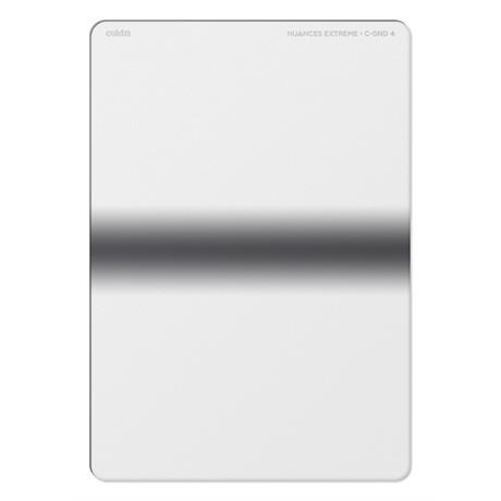 Cokin Z-PRO Series NUANCES Extreme Center Graduated Neutral Density ND4 Filter (2 Stops)