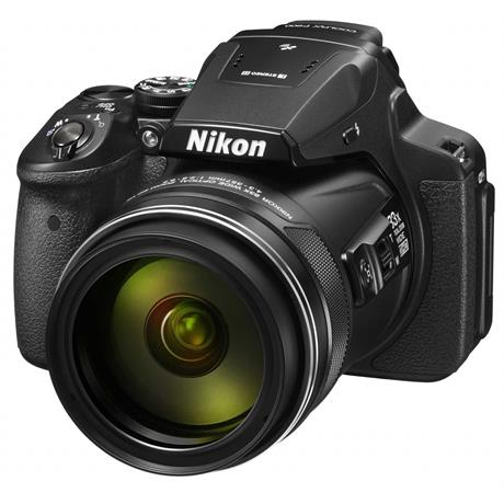 Nikon Coolpix P900 Black Image 1