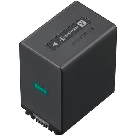 Sony NP-FV100A V-series Rechargeable Battery Image 1