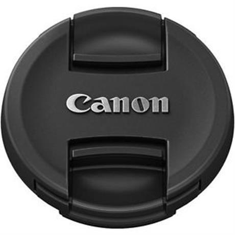 Canon E58 II Lens Cap Image 1