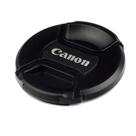Canon 77mm Lens Cap for EF lenses Image 1