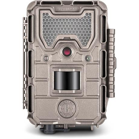 Bushnell 20MP Trophy Cam HD - Tan - Low Glow Trail Camera Image 1