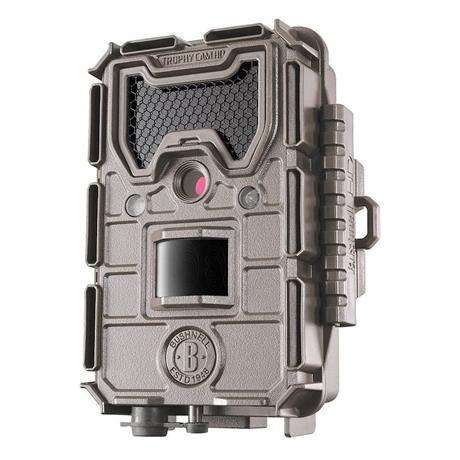 Bushnell 20MP Trophy Cam HD Aggressor - Tan - No Glow Trail Camera Image 1