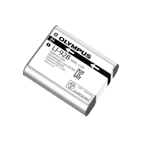 Olympus LI-92B Battery for Tough TG- series cameras Image 1