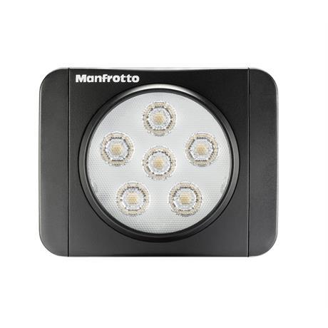 Manfrotto Lumimuse 6 On-Camera LED Light Image 1