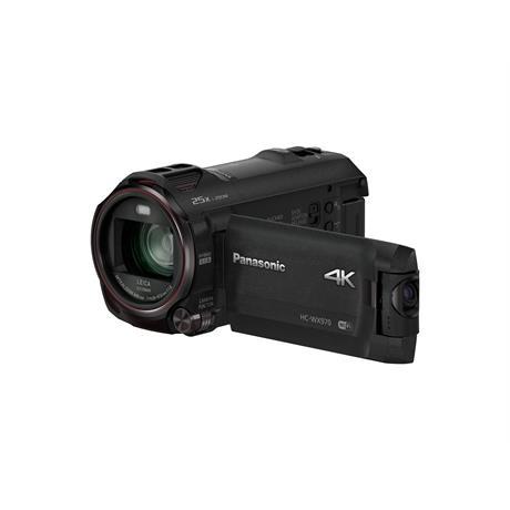Panasonic HC-WX970EB-K HD Camcorder Image 1