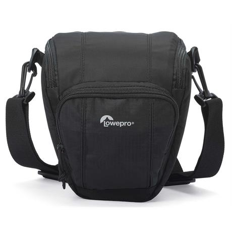 lowepro toploader camera bag 45aw II black