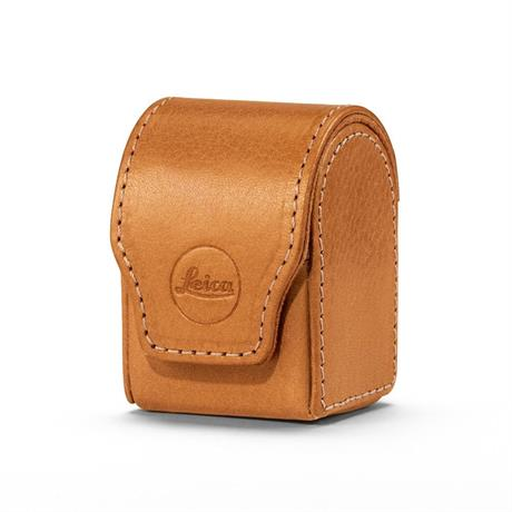 Leica Flash Case for D-Lux Brown Image 1