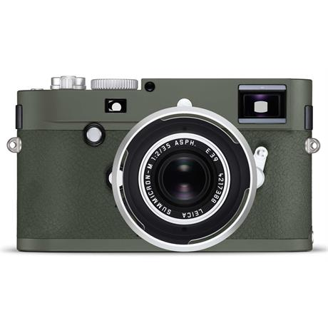 Leica M-P (typ 240) Set Edition Safari Image 1
