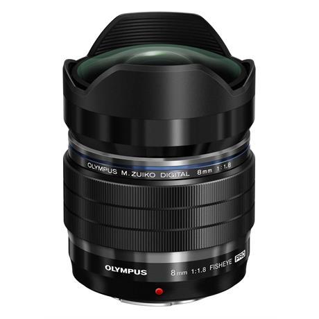 Olympus 8mm f1.8 PRO M.Zuiko Digital ED Fisheye Lens Image 1
