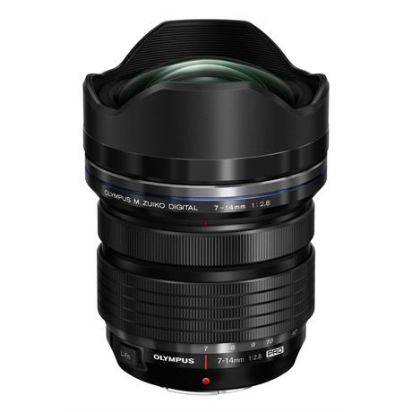 Olympus M.Zuiko Digital ED 7-14mm f/2.8 PRO Wide Angle Zoom Lens Image 1