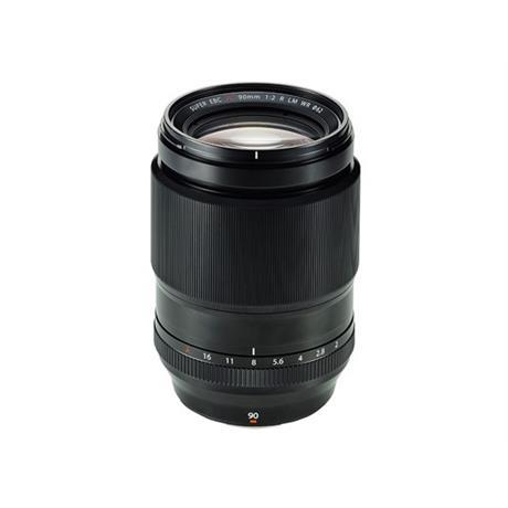 Fujifilm XF 90mm f2 R LM WR Telephoto Lens Image 1