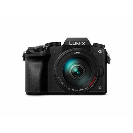 Panasonic DMC-G7 + 14-140mm Black Image 1