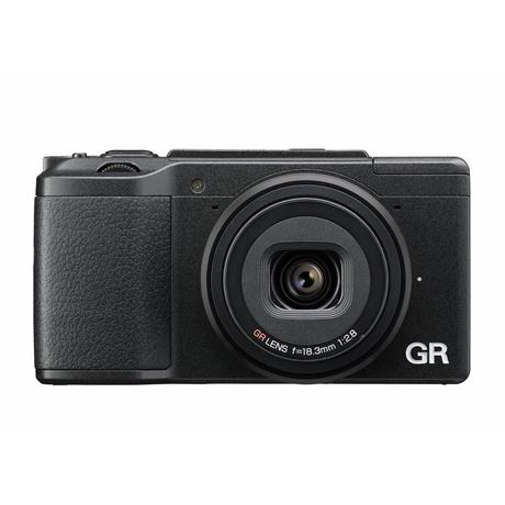 Ricoh GR II Compact Camera Image 1