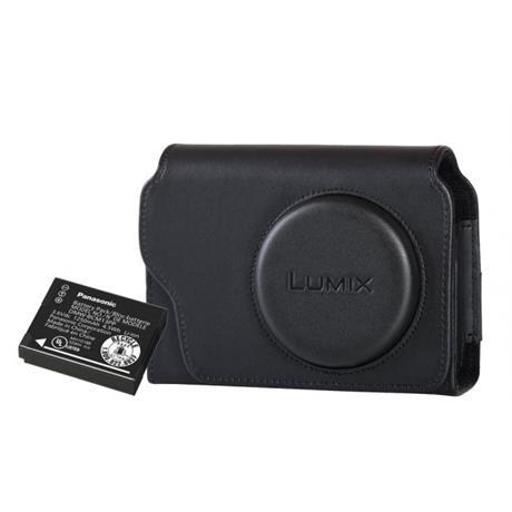 Panasonic DMW-TZ60KIT Kit includes: Battery + Case Image 1