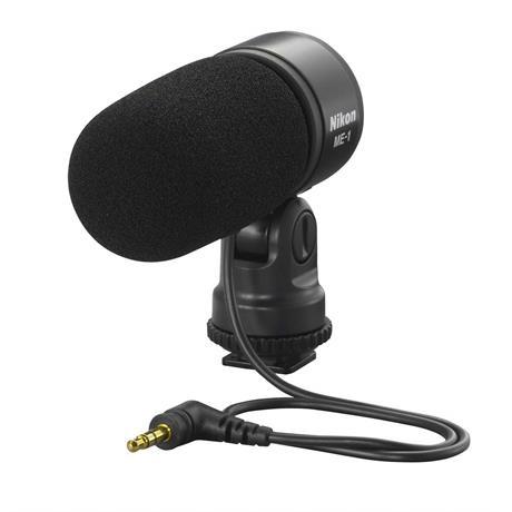 Nikon ME-1 Stereo Microphone Image 1